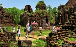 Central Tours ( 5 days ) Hue - Myson- Hoian - Danang