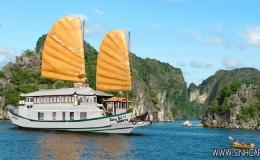 Huong Hai Junks 2 Days