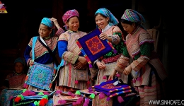Sapa Bac Ha trekking 04 Days