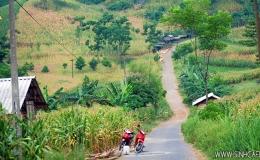 Ma River Valley trekking in Mai Chau - Cuc Phuong National Park