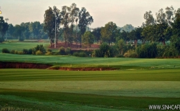 One Day Golf Tour around Saigon