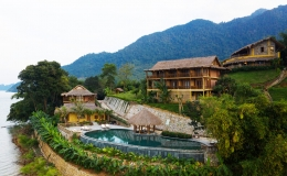 Daily tour from Hanoi to Maichau Hideaway Resort 3 days – Cycling & KayakingTour