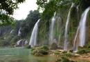 Circuit trekking à Cao Bang 8 jours