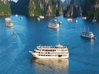 Croisière d' Oriental Sails 2 jours 1 nuit