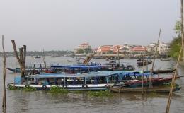 Delta du Mékong - Phnompenh - SiemReap 7 jours