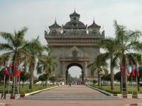 Laos - ville de Vientiane  - 3 jours