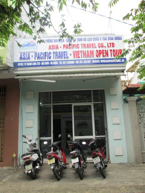 Office in Danang city