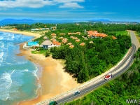 Dream beaches of Vietnam 07 Days