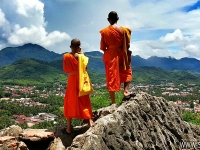 Vientiane - VangVieng- LuangPrabang 05 Days